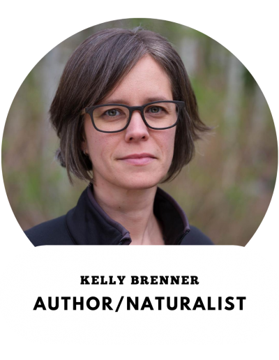 Kelly Brenner - Author and Naturalist
