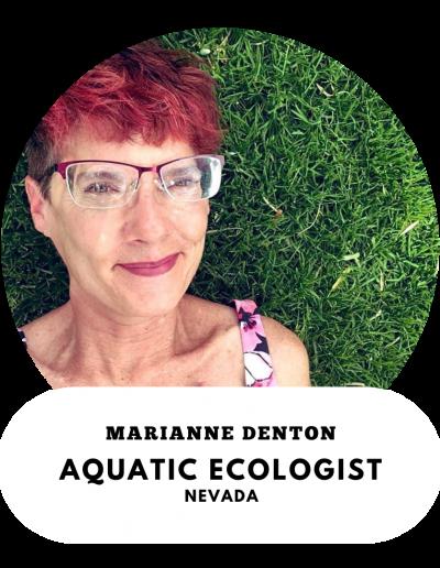 Marianne Denton - Aquatic Ecologist