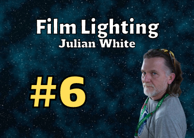 Ep. 6: Julian White – Gaffer (The Martian, Game of Thrones)