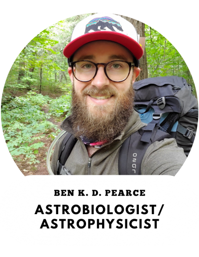 Ben K.D. Pearce - Astrobiologist