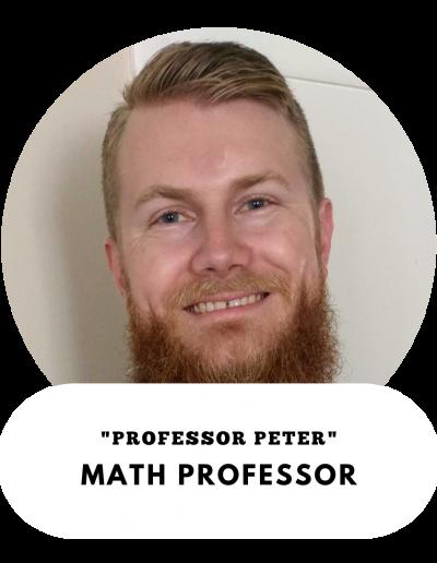 Prof Peter - Math Professor and Twitch Streamer