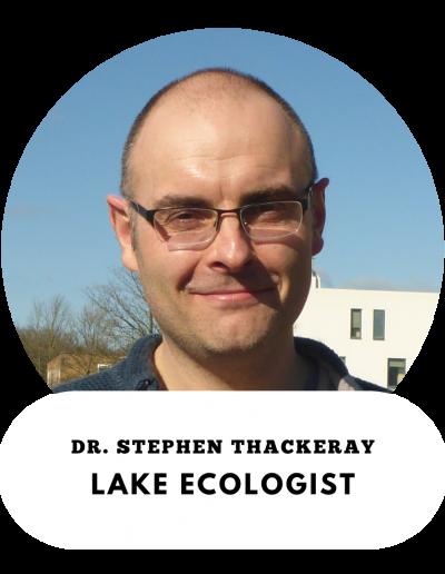 Dr. Stephen Thackeray - Lake Ecologist