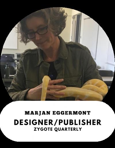 Dr. Marjan Eggermont - Designer and Publisher