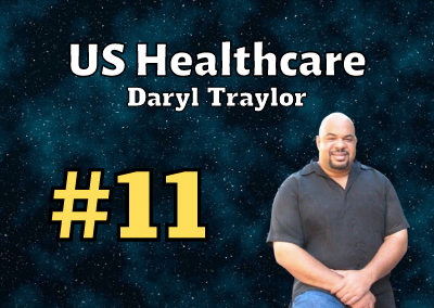 Ep. 11: Daryl Traylor (Nursing PhD)
