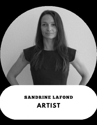 Sandrine Lafond - Artist