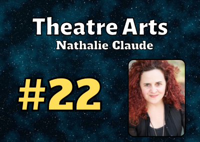 Ep. 22: Life as a theatre artist