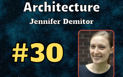 Ep. 30: Architecture with Jennifer Demitor