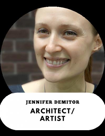Jennifer Demitor - Architect and artist