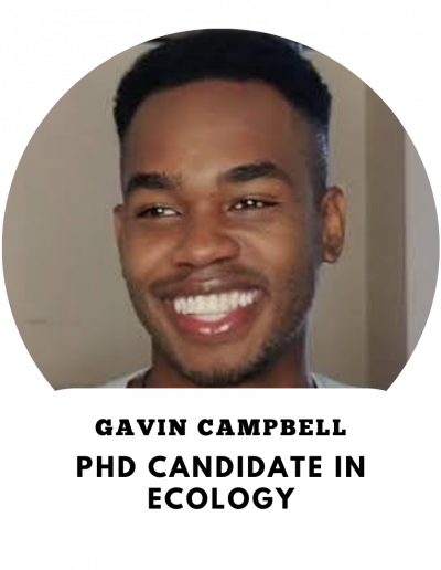 Gavin Campbell - PhD candidate in Ecology