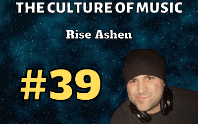 Ep. 39: The culture of music with Rise Ashen
