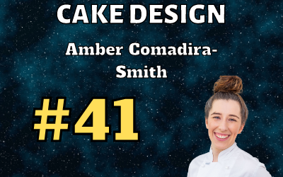 Ep. 41: The art of cake design with Amber Comadira-Smith