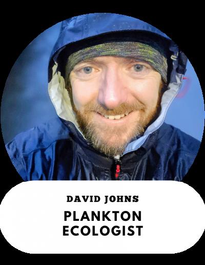 David Johns - Plankton Ecologist