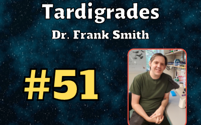 Ep. 51: Tardigrades with Dr. Frank Smith