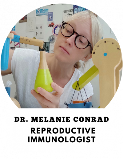 Dr. Melanie Conrad - Reproductive Immunologist