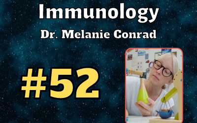 Ep. 52: Reproductive Immunology with Dr. Melanie Conrad